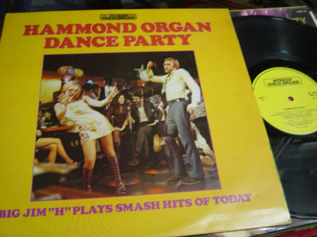 Big Jim H - Hammond Organ Dance Party - Gold Award MER.344